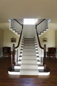Feature Staircase - Bowden Consulting Engineer