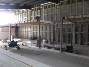 Commercial Premises - Bowden Consulting Engineer