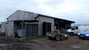 Agricultural Building Conversion - Bowden Consulting Engineer
