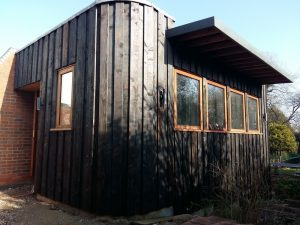 Garden Office - Bowden Consulting Engineers
